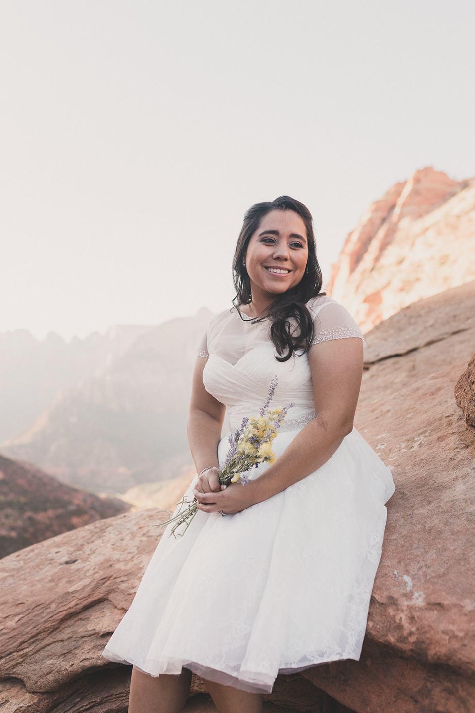 bridal portrait by Utah wedding photographer Taylor Made Photography