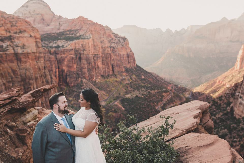 Intimate wedding portraits by Taylor Made Photography