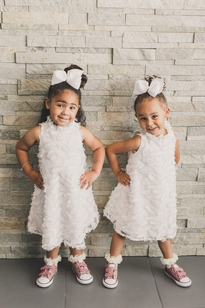 grandchildren pose for Taylor Made Photography