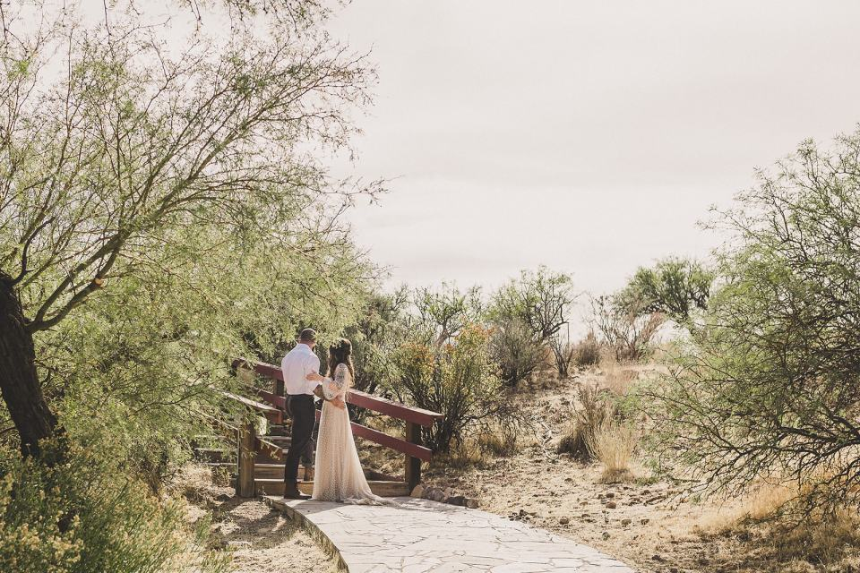Spring Mountain Ranch wedding portraits with Taylor Made Photography