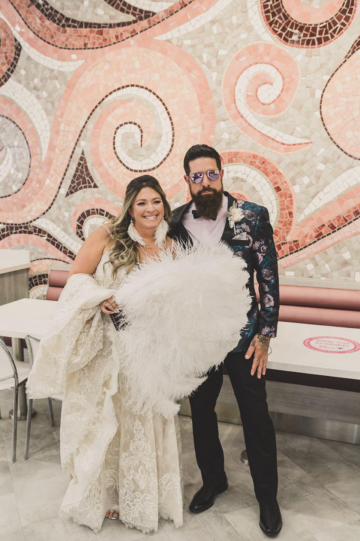 Westin Lake Las Vegas wedding portraits with Taylor Made Photography