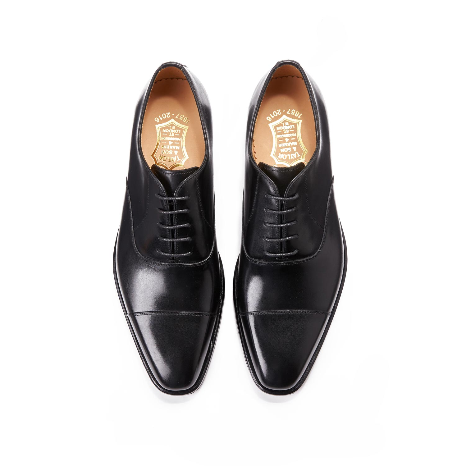 Men's Oxfords in black