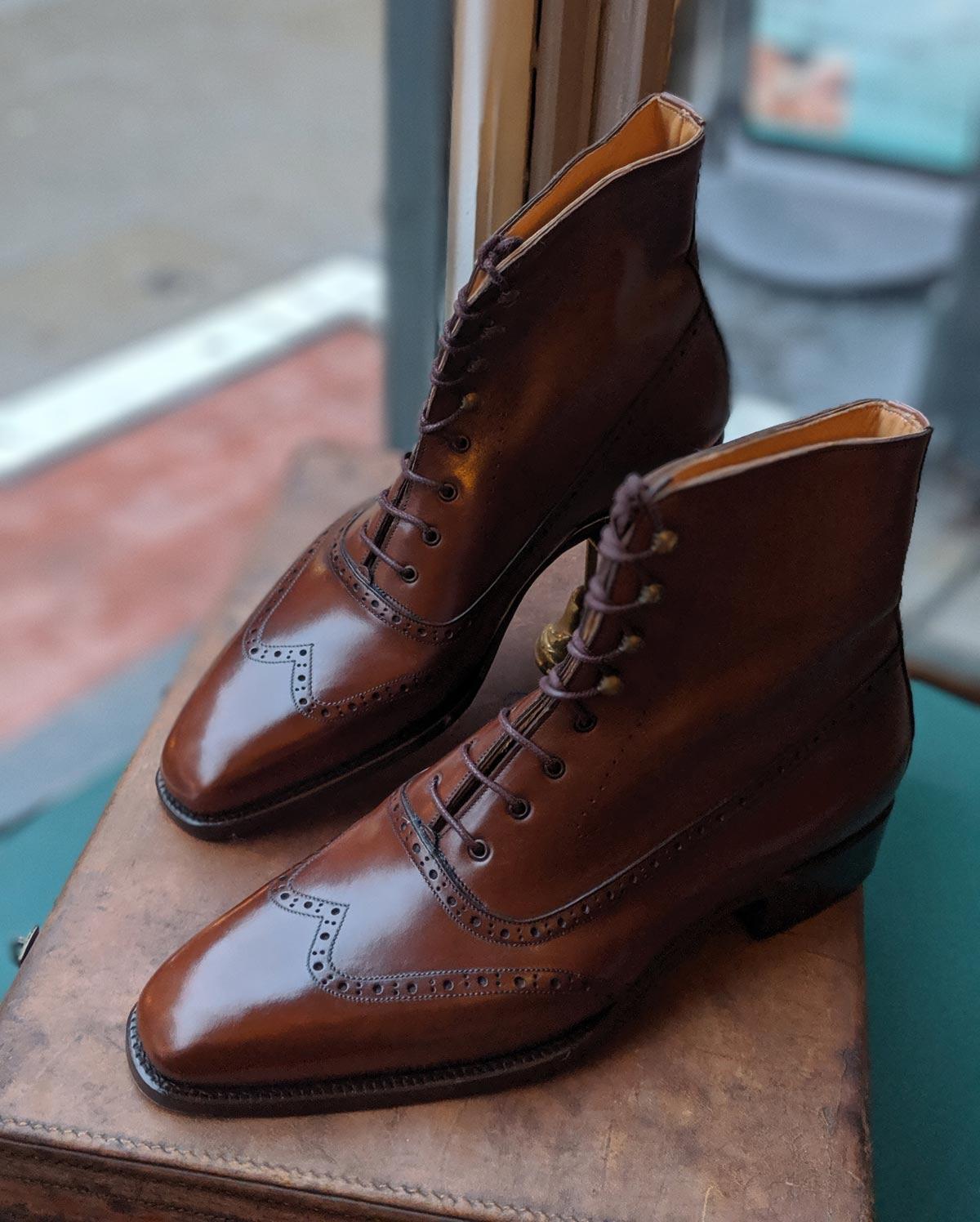 Vass Ascot Budapest High boots