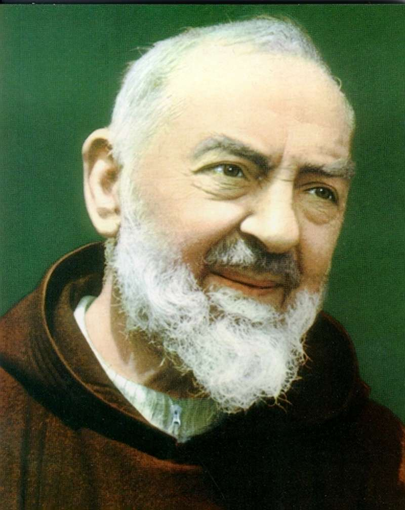 Image result for padre pio, photos