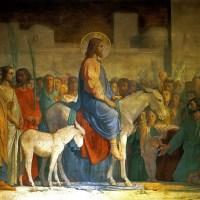 Who Is This? - Sermon on Matthew 21.1-11