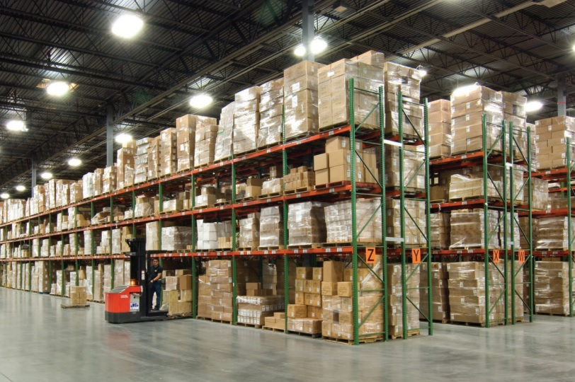 industrial racking systems shelving