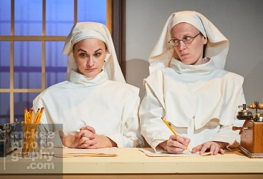 Sister Theresa and Sister Ignatia