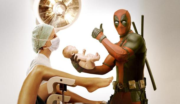 Mother's Day Deadpool