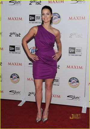 HOLLYWOOD, CA - MAY 11: Actress Jaimie Alexander arrives at Maxim's Hot 100 Party at Eden on May 11, 2011 in Hollywood, California. (Photo by Angela Weiss/Getty Images)