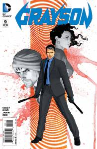 Publisher: DC COMICS (W) Tim Seeley, Tom King (A/CA) Mikel Janin Everything changes as Helena takes over SPYRAL! Plus: Grayson gets a new partner! Item Code: APR150269