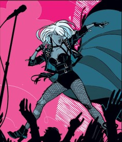 Black Canary #1 (2015) - Page 6