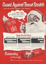 Even Santa Clause used to smoke! (Propaganda-History)