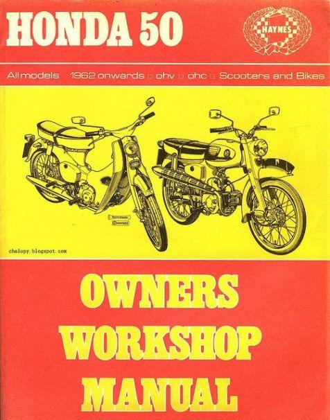 Vintage Haynes Manual