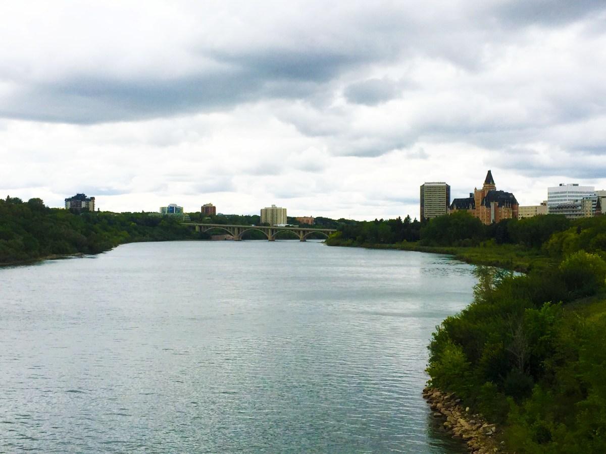 Running Back To Rock The River Saskatoon