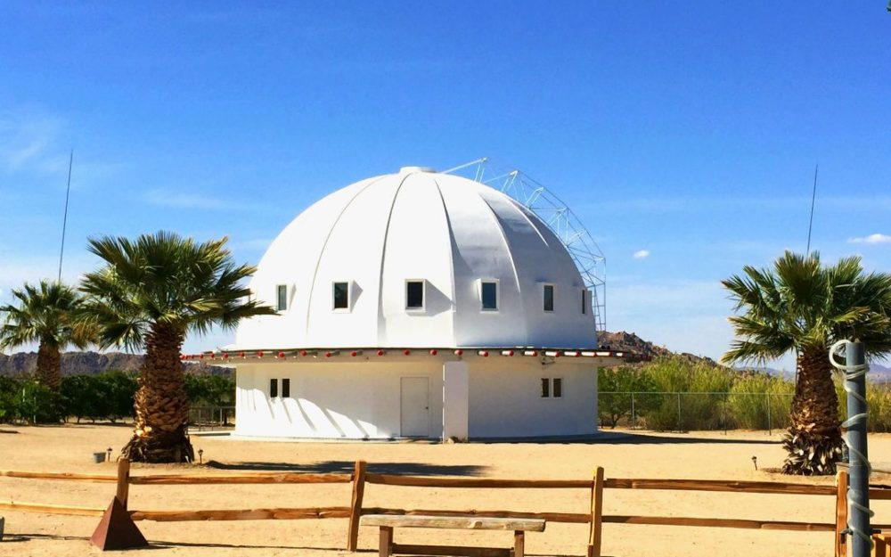 Visiting the Integratron in Landers, California