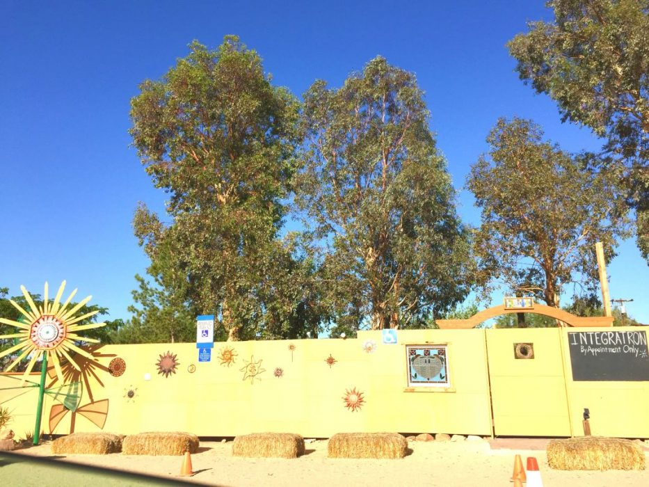 Visiting the Integratron in Landers, California