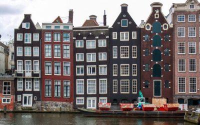 Red Light Walks & Marijuana Pops in Amsterdam