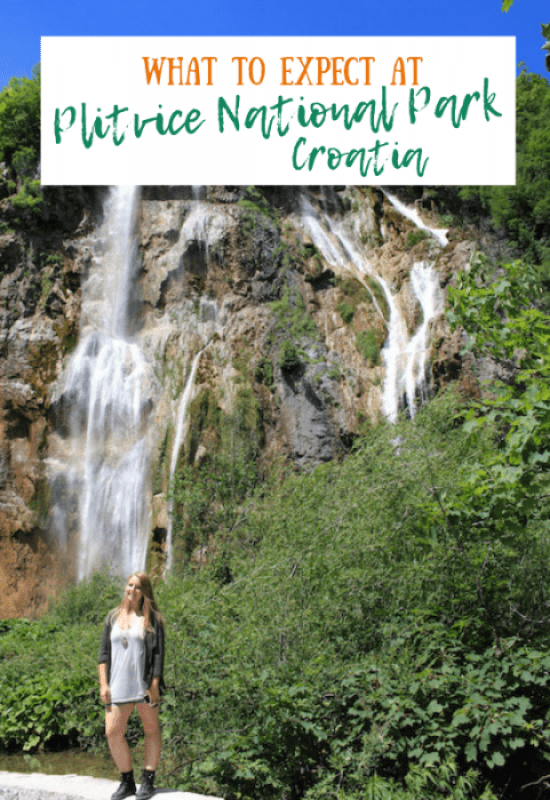 What to Expect At Plitvice National Park Croatia