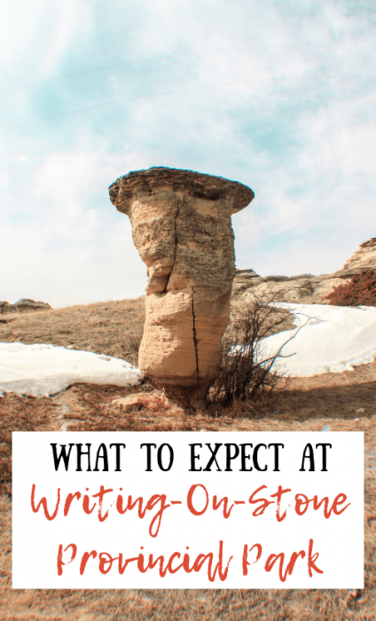 Visit Writing On Stone Provincial Park Alberta