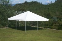 20 x 20 Tent Canopy - Taylor Rental Party Plus