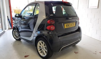 SMART FORTWO COUPE PASSION MHD full