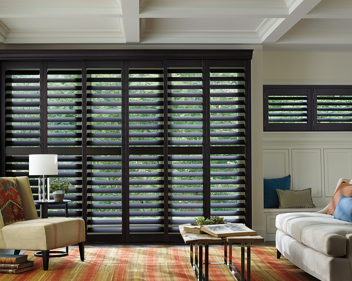 Installing Shutters Over My Sliding Glass Door Taylor Shutters