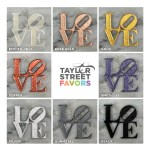 Paint Fill Colors for Cake Toppers