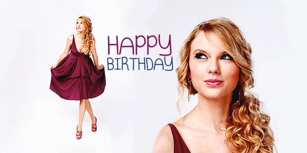 Fun Facts About Taylor Swift's Birthday – Celebrity