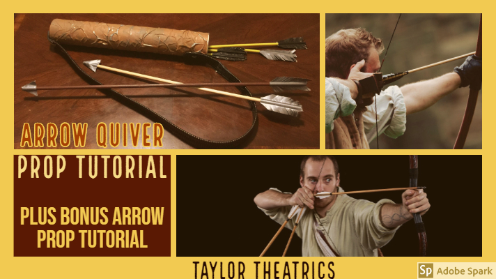 Arrow Quiver Prop Tutorial