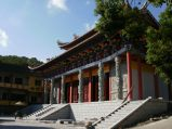 Temple in Zhoushan