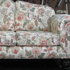 Floral Sectional Sofa Brands Reviews Upholstery Portfolio Savannah