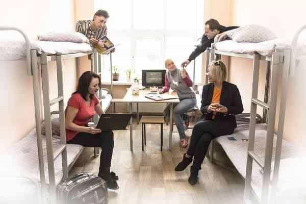Общага-мама студенческая или рабочая почему она до сих пор нам снится
