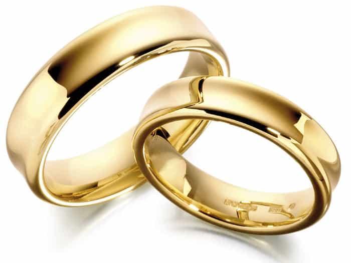Ιρλανδικά δαχτυλίδια γνωριμιών
