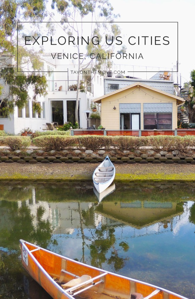 Venice, California - A city with so much character!