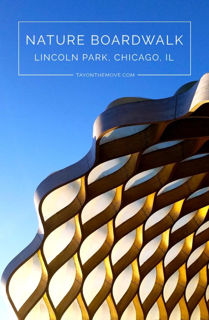 Lincoln Park Chicago Nature Boardwalk