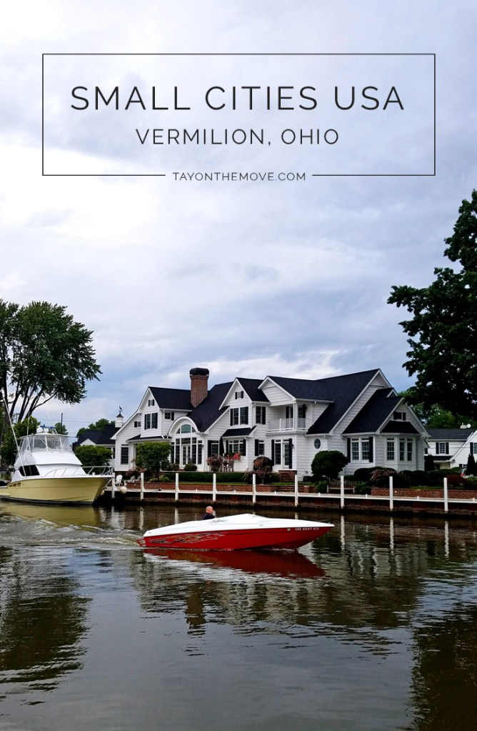 Small cities in the US - Vermilion, Ohio