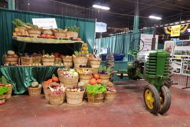 Pennsylvania Farm Show 2017