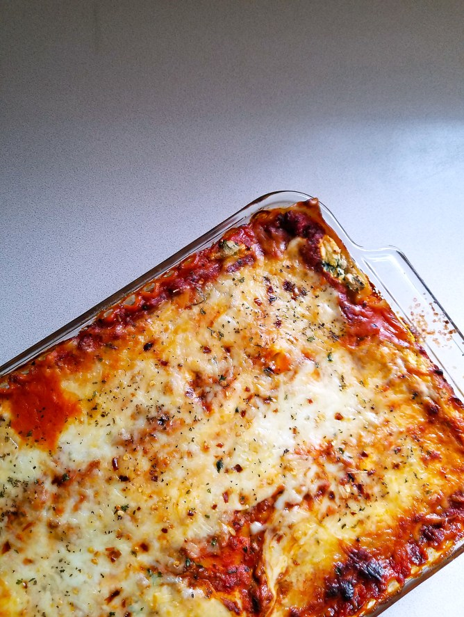 Loaded Lasagna Recipe