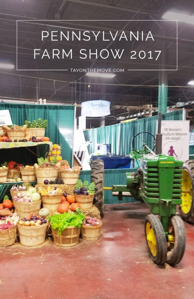 Pennsylvania Farm Show Harrisburg
