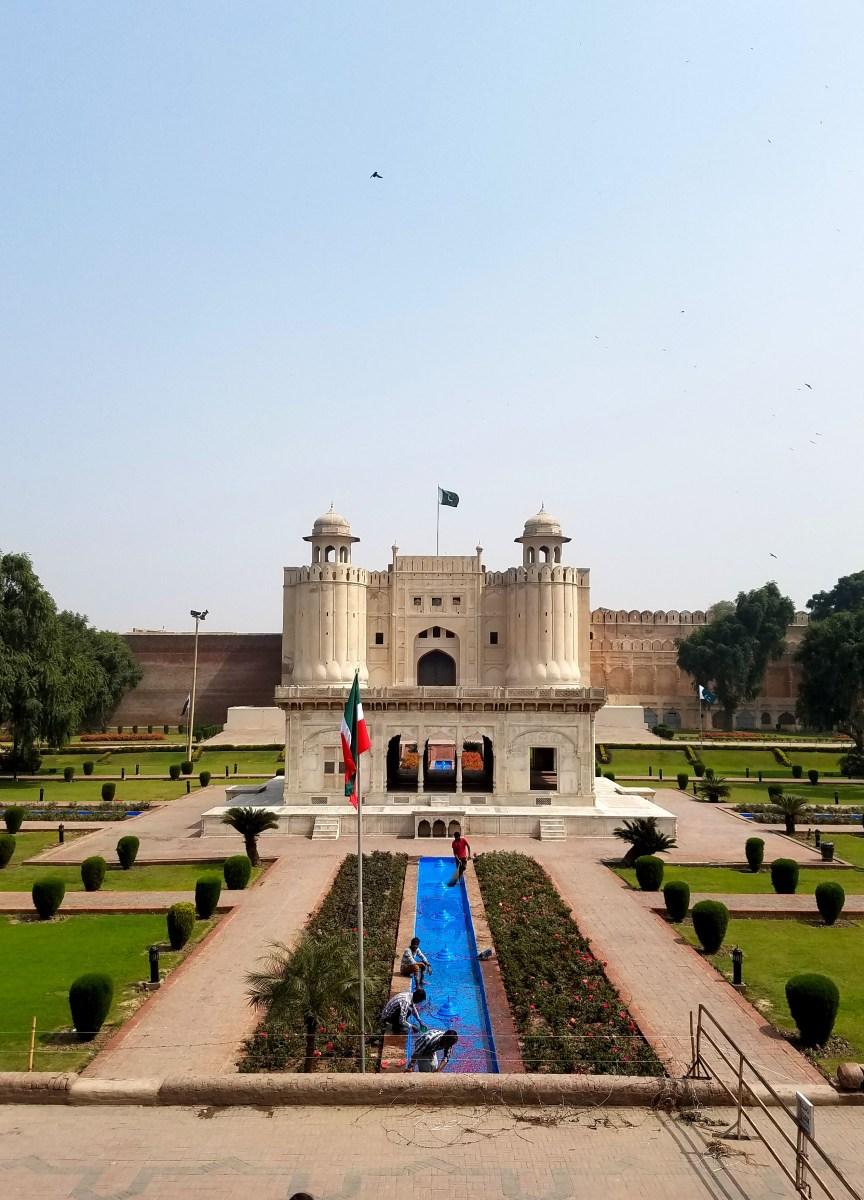 Lahore Fort (Shahi Qila)  - Lahore, Pakistan