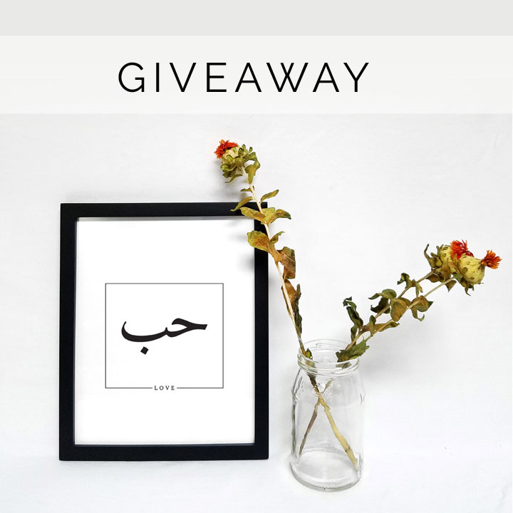 GIVEAWAY from my Etsy Shop!!