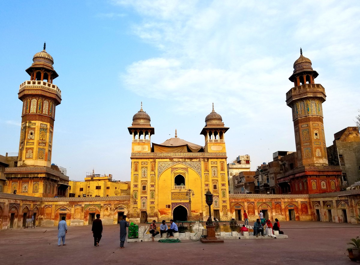 Wazir Khan Mosque - Lahore, Pakistan