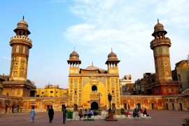 Wazir Khan Mosque - Lahore Pakistan - Architecture in Pakistan