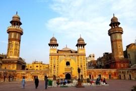 Wazir Khan Mosque - Lahore Pakistan - Architecture in Pakistan