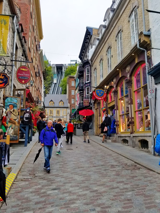 What to do in Quebec City, Quebec, Canada: Petit Champlain
