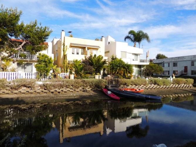 Venic Beach Canals 1