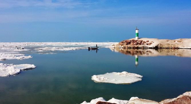 Portage Lake Front & Riverwalk Indiana 4