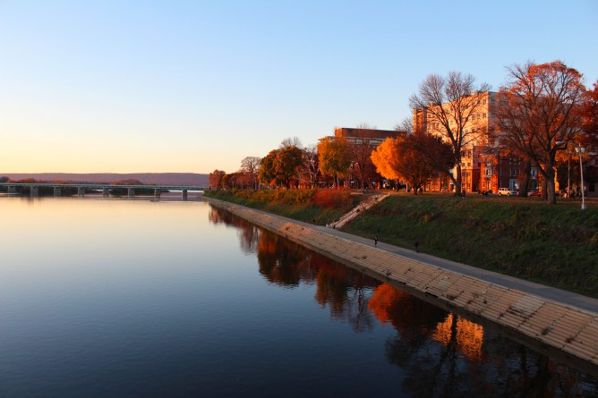Susquehanna River Harrisburg Pennsylvania 7