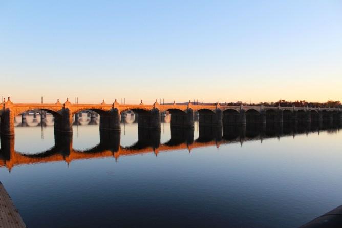 Susquehanna River Harrisburg Pennsylvania 8