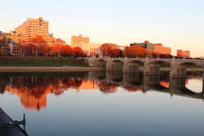 Susquehanna River Harrisburg Pennsylvania 9